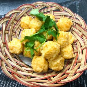 117. Deep-Fried Shrimp Balls 炸蝦球
