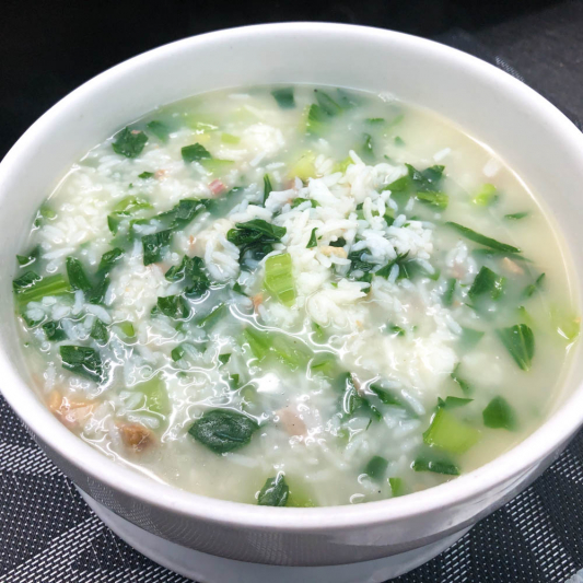 Rice in Soup