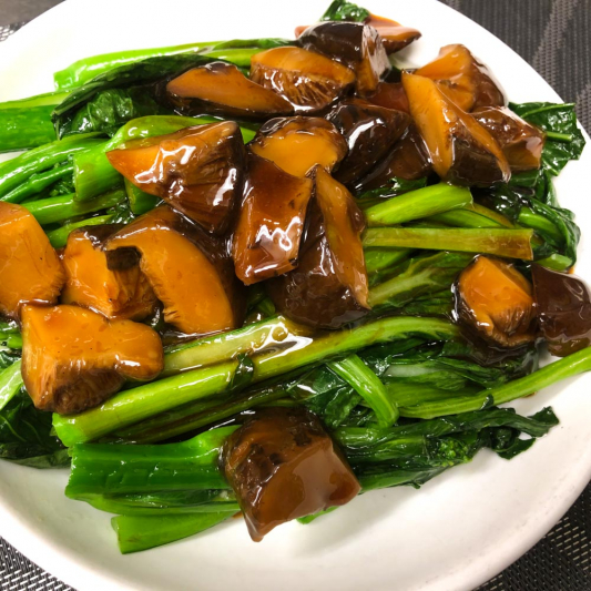 Braised Vegetable Dishes