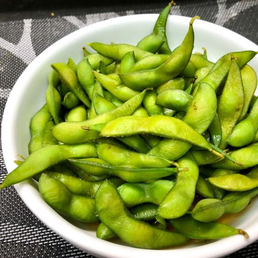 631. Edamame Beans in Rice Wine 酒釀毛豆