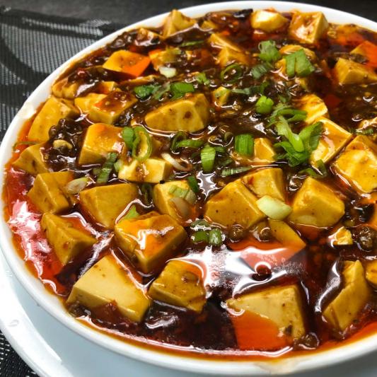 247. Mapo Tofu 麻婆豆腐