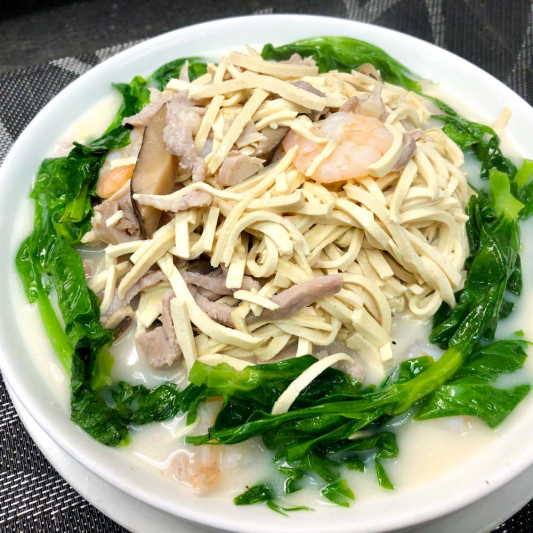 Braised Shredded Dried Tofu