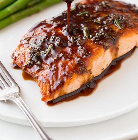 89. Fish Fillet in Vinegar Gravy