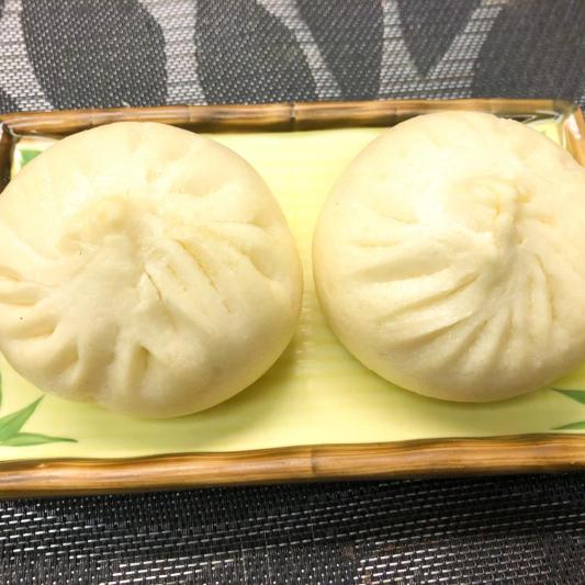 Steamed Baozi (2 Pcs)