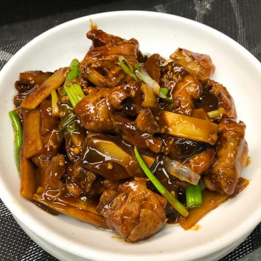 161. Chicken Bone Puree 雞骨醬