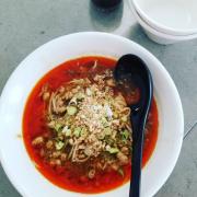9. Dan Dan Noodles