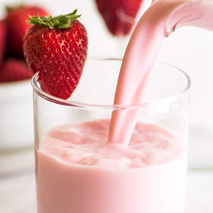 Strawberry Milk 草莓鲜奶