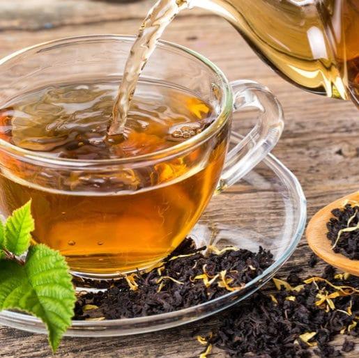 Hot Tea 熱茶