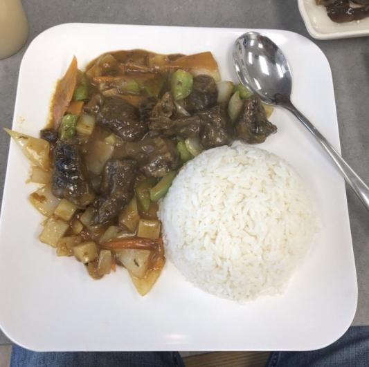 21. Japanese Style Pork Rice Bowl 日式豬肉饭