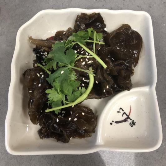 13. Wasabi Black Fungus 芥末木耳