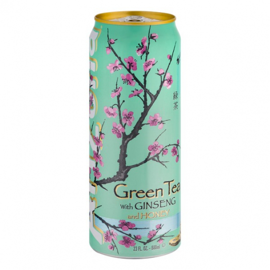 Honey Sakura Green Tea