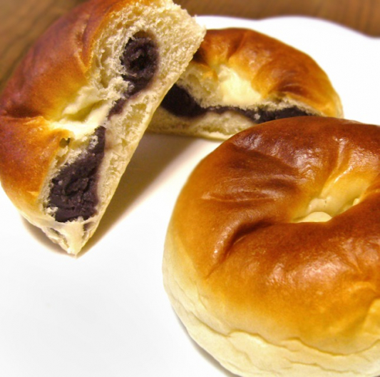 5. Sweet Red Bean Pastry
