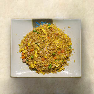 Fried Rice with Soy Sauce