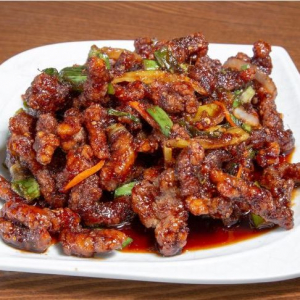 Ginger Beef (Sweet and Spicy)