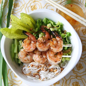 BV4. Shrimp Lemongrass Vermicelli