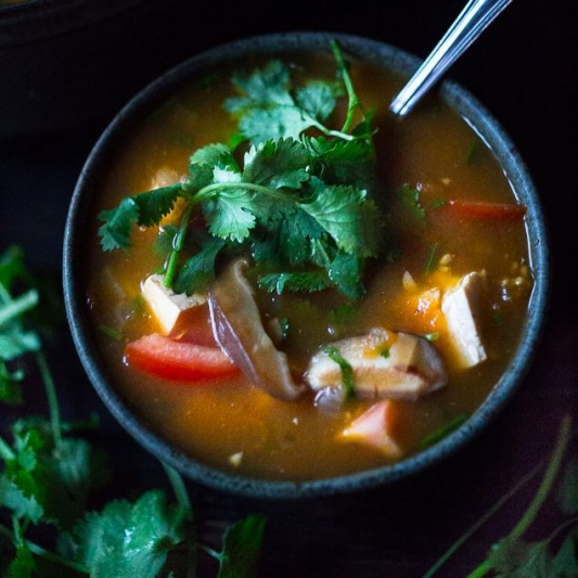 P3. Hot-and-Sour Pho