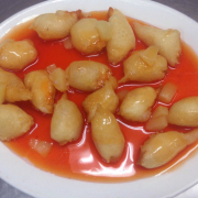 Sweet-and-Sour Chicken Balls (16 pcs)