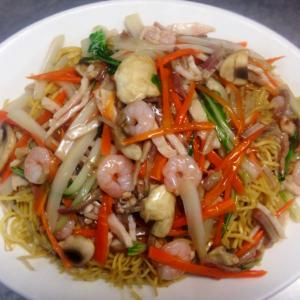 Chow Mein (Noodles)