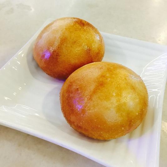 K18. Fried Mini Buns (6 pcs)