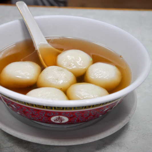 K24. Sweet Soup with Sticky Rice Ball