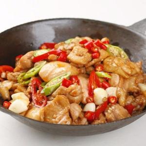 Dry Pot Chicken 干锅走地鸡