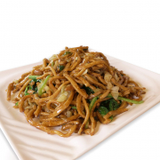 11. Shanghai Style Pan Fried Thick Noodle 上海粗炒麵