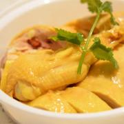 4. Chicken in Wine Sauce 花雕醉雞