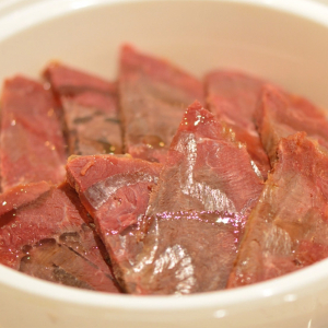2. Spiced Beef Slices 五香牛肉