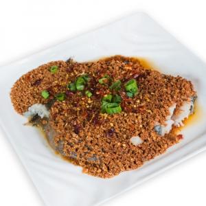 10. Black Cod with Bean Crisps 豆酥雪魚
