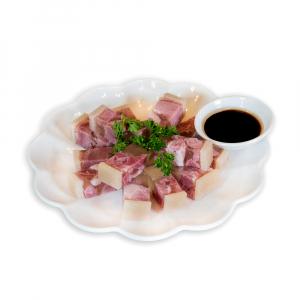 1. Jelly Pork 鎮江肴肉