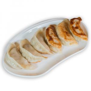 4. Pan Fried Beef Dumplings (6 Pcs) 牛肉鍋貼專賣店