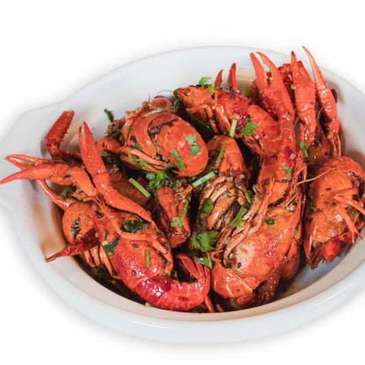 23. House Special Crayfish 香辣小龍蝦