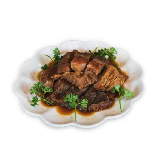 3. Shanghai Style Smoked Fish 上海燻魚