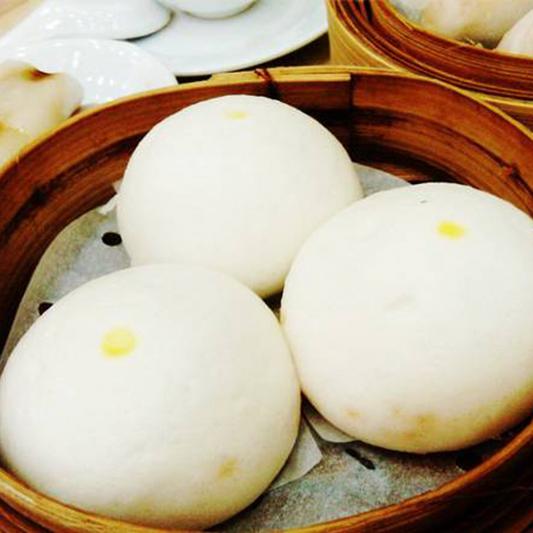 11. Creamy Custard Bun (3 Pcs) 奶黃包