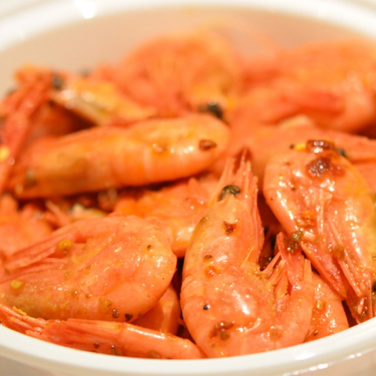 11. Spicy Cold Shrimps 麻辣凍蝦