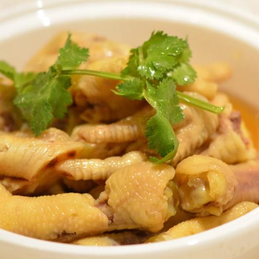 15. Chicken Claw in Wine Sauce 香積鳳爪