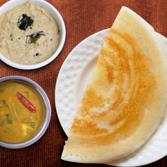 25. Chettinad Masala Dosa (Style Thanjai)