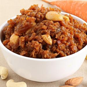 Carrot Halwa Ashoka