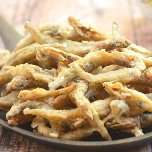 65. Deep Fried Smelt with Spicy Salt
