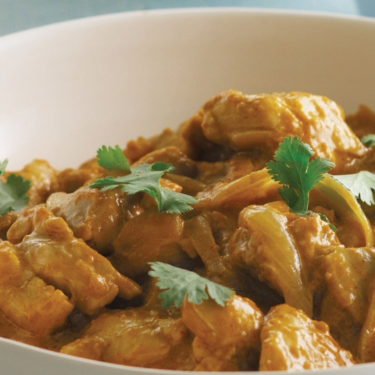 26. Sliced Chicken in Satay Sauce