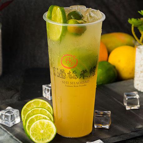 T4. Lime Green Tea
