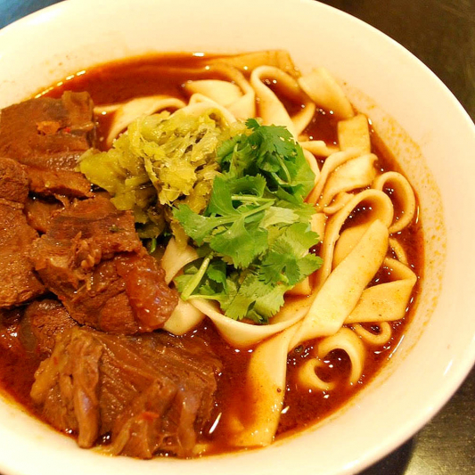 A2. Spicy Beef Brisket Noodle
