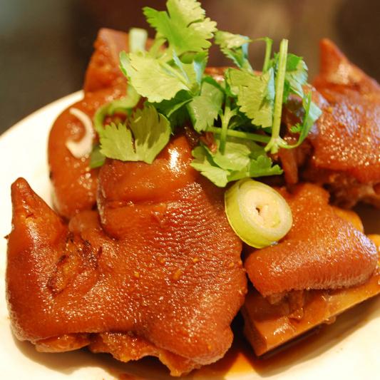 E15. Marinated Pork Hock