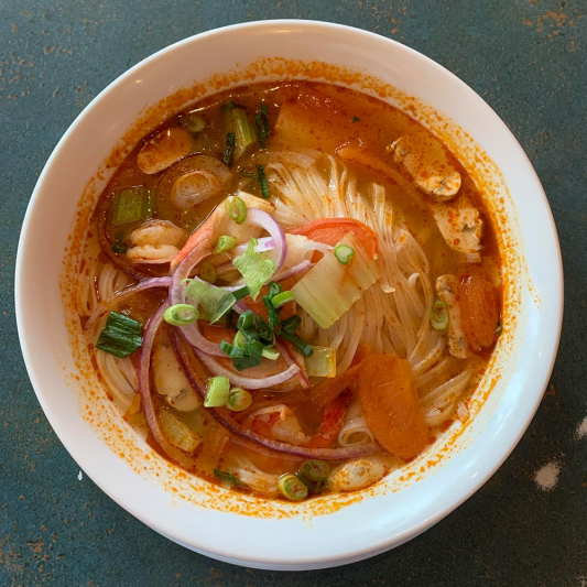 63. Thai-Style Soup