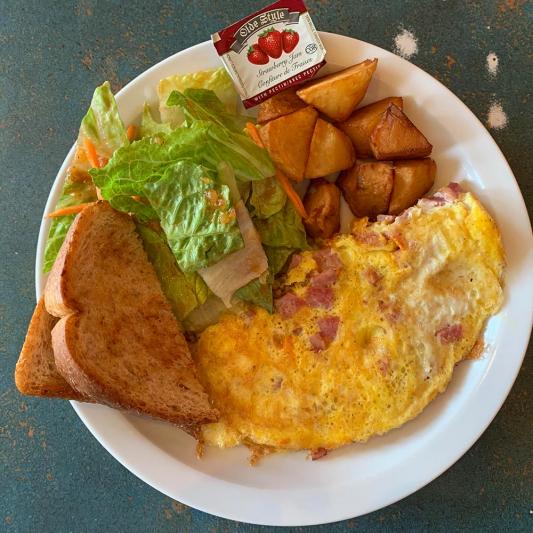 37. Omelette