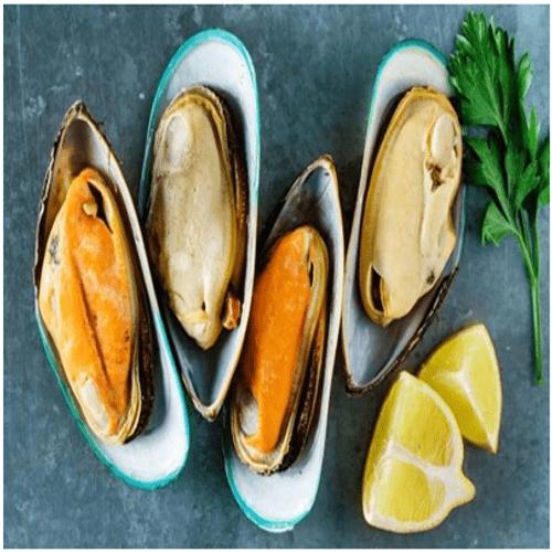 New Zealand Half Shell Mussels