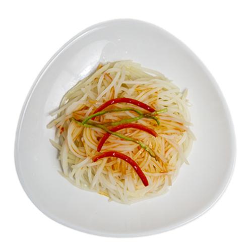15. Spicy Potato Salad 炝拌土豆丝