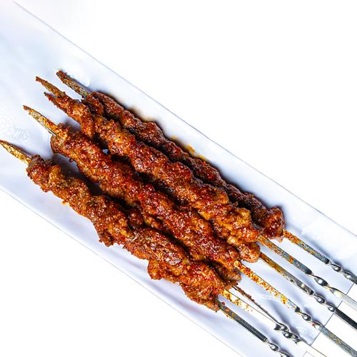 BBQ Beef Kabob 烤牛肉串