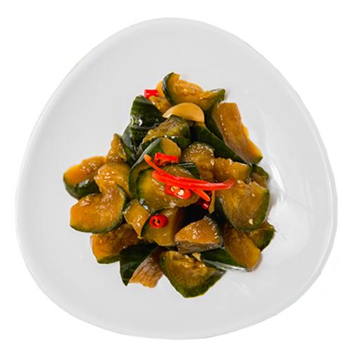 14. Spicy Marinated Cucumber 口味黄瓜