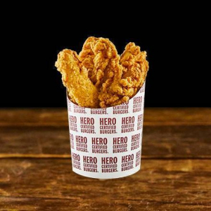 Chicken Fingers with Dipping Sauce
